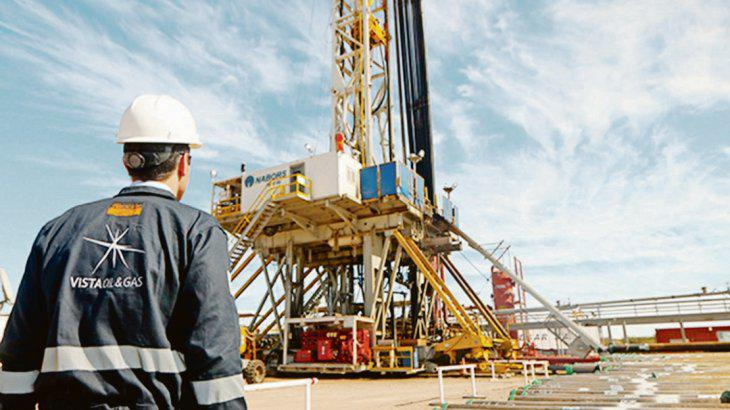 vista oil & gas